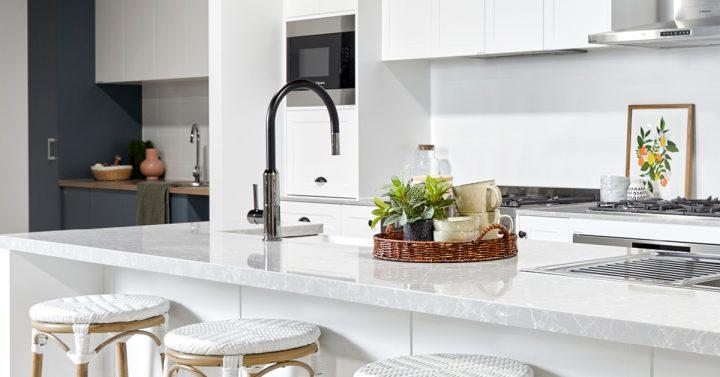 Adenbrook $15K Kitchen Bonus - Benchtop and Tapware